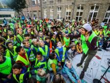 500 kinderen zijn voor het eerst 'verkeersambassadeurs van Brugge'