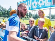 De Zilveren Maan derde op NK Schoolvoetbal