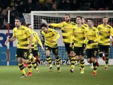 Nieuwe trainer Dortmund lovend over Bosz: 'Dit team had alleen een zege nodig'