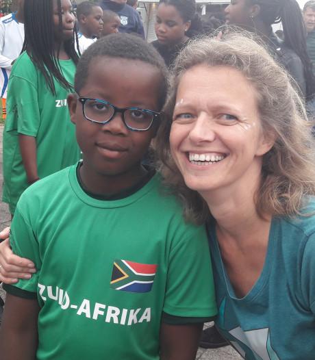 WK voor adoptiekinderen in Vianen één groot feest