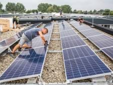 Bijna 3600 zonnepanelen in de Hoeksche Waard