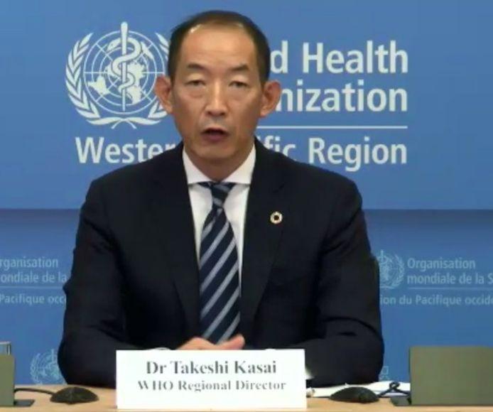 Takeshi Kasai.
