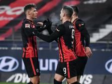 Teruggekeerde Jovic maakt voor Frankfurt direct verschil tegen Schalke 04