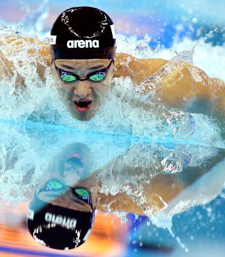 Daiya Seto, champion du monde de natation, suspendu pour adultère