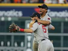 Bogaerts met Boston Red Sox naar World Series