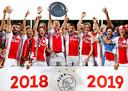 Ajax is Frenkie de Jong en Matthijs de Ligt kwijtgeraakt.