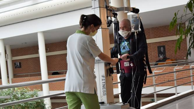 """Revalidatieziekenhuis Inkendaal neemt COVID-19-patiënten op: """"We zijn verplicht om ons steentje bij te dragen in deze gezondheidscrisis"""""""