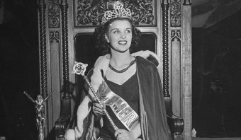 Venus Ramey was Miss America, activiste en revolverheld