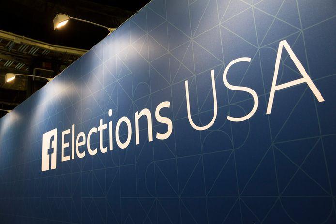 Facebook verwacht bij dat buitenlandse machten volgend jaar de Amerikaanse verkiezingen via haar website zullen proberen te beïnvloeden.