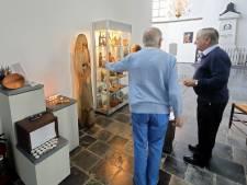 Beeldje van Gertrudis pronkt in Geertruidskerk