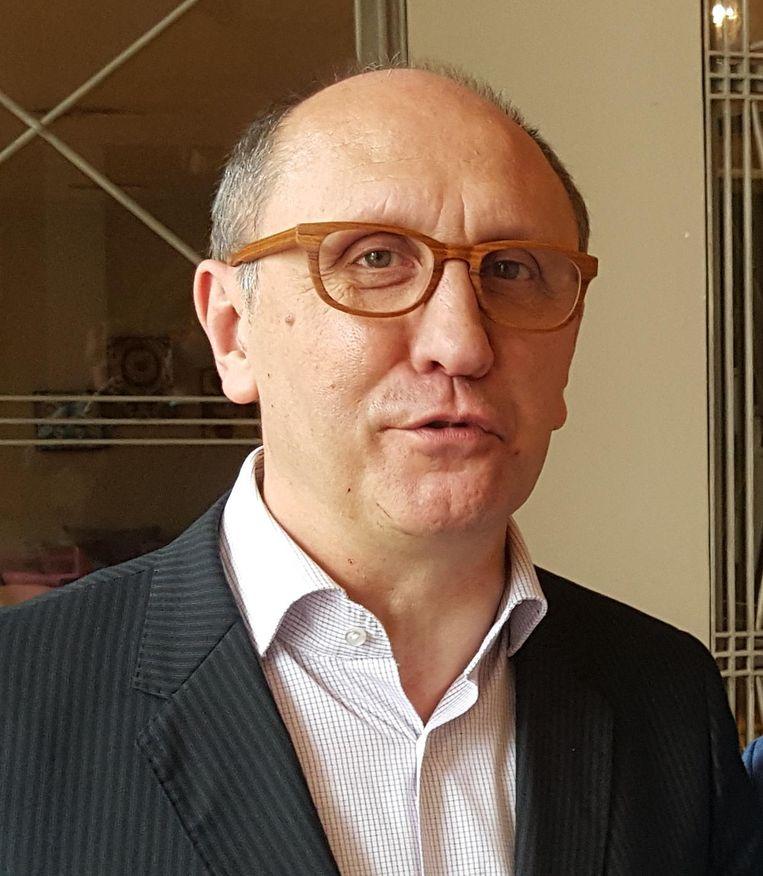 Johan Vande Lanotte.