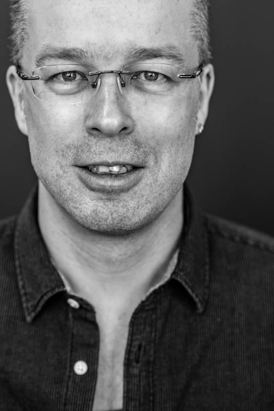 Norbert Wijnhofen is Sociaal Werker van het Jaar.