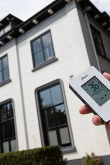 Warnsveldse warmtewimpel wordt toch in ontvangst genomen door Gilze en Rijen