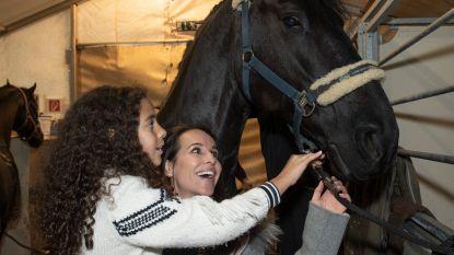 IN BEELD.  Bekende paardenliefhebbers genieten van spectaculaire Cavalluna-show