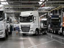 DAF ziet Britse truckmarkt verder dalen