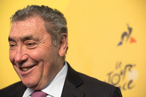 Eddy Merckx.