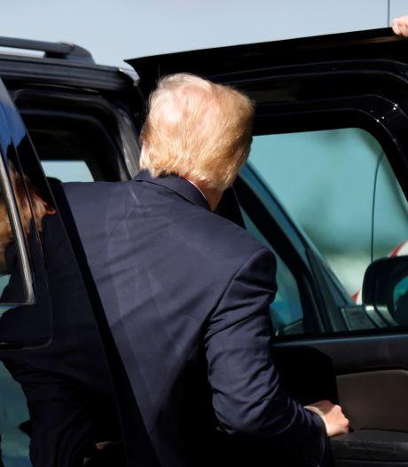 Trump absent, une procédure particulière a été nécessaire pour le transfert des codes nucléaires