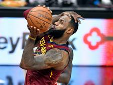Recordaantal assists voor LeBron James namens Cavaliers