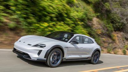 Oorlogsverklaring aan Tesla: Porsche onthult de elektrische Taycan