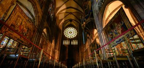 Le marché de Noël de Strasbourg est ouvert