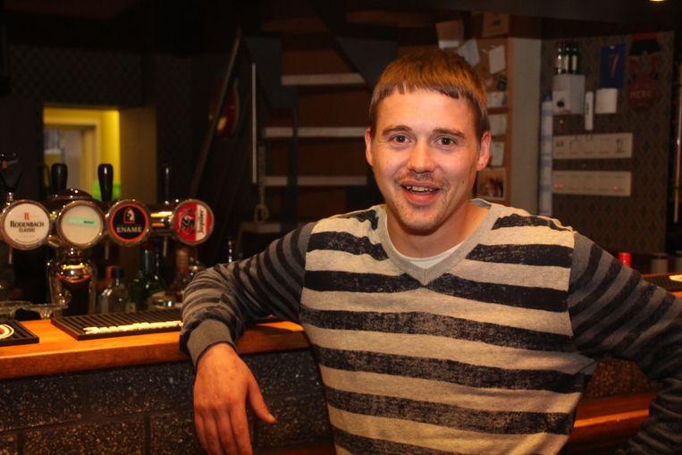 Gerrit-Jan Maes zal café High Chaparral opnieuw openen.
