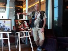 Nederlandse fotograaf Van Egmond 'famous' in Bakoe