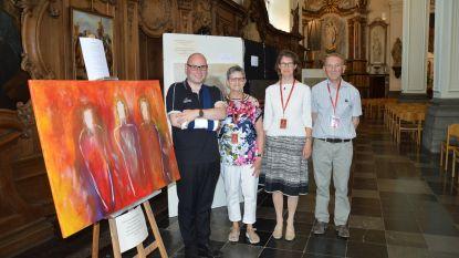 Emoties centraal in vijf Ninoofse kerken tijdens Open Kerkendag