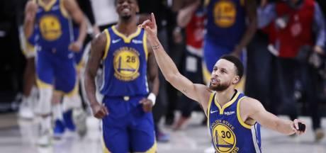 Les Warriors reçus 5 sur 5