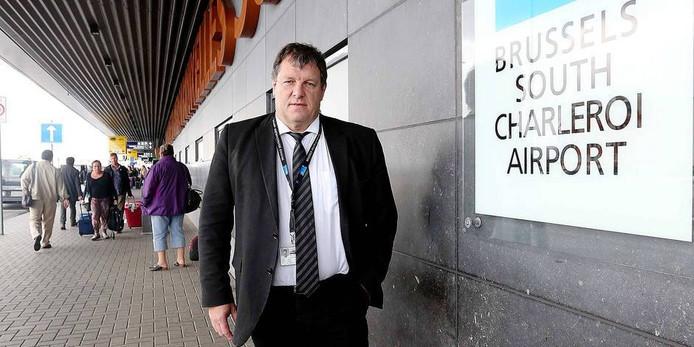 Le CEO de l'aéroport de Charleroi Jean-Jacques Cloquet.