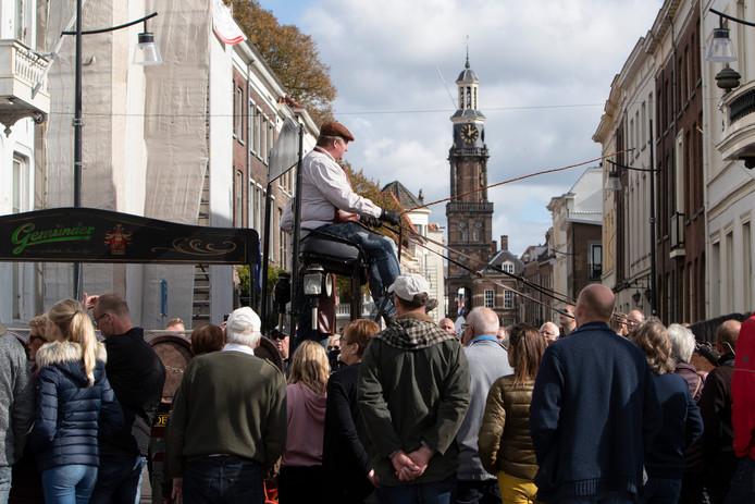 Nationale Bokbierdag in Zutphen.