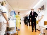 LIVE | Koning op bezoek in ziekenhuis en Ernst Kuipers ziet 'gunstige ontwikkeling'
