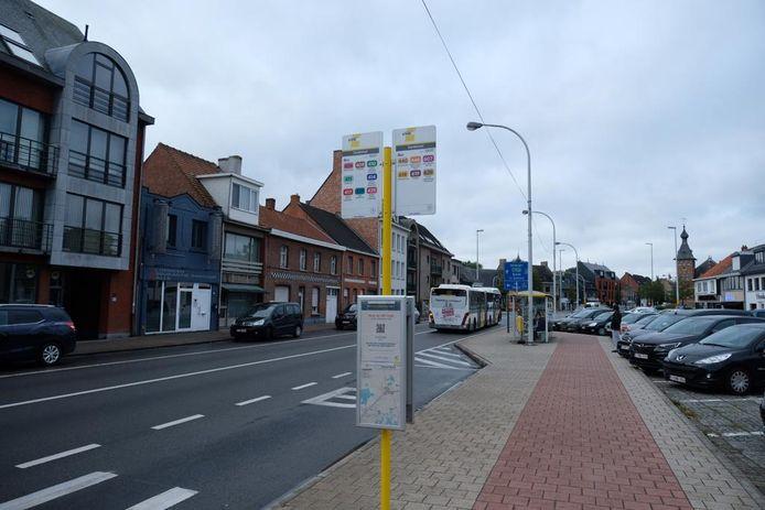 De gemeente Malle krijgt veel klachten over het openbaar vervoer.