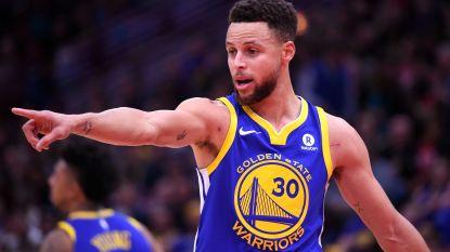 Golden State evenaart clubrecord met veertiende zege op rij buitenshuis, sneuvelt binnenkort record van LA Lakers?