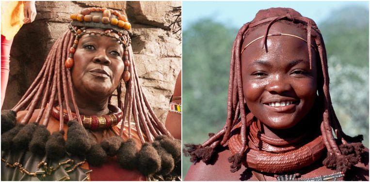 na maanden van research: deze afrikaanse stammen waren de inspiratie