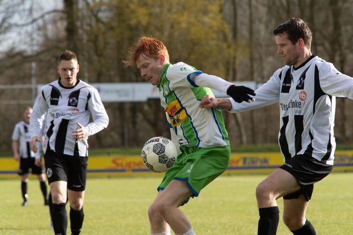 Willem Jelle Bos speelt volgend seizoen in het shirt van Unicum.