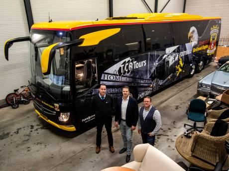 TCR bouwt nieuwe spelersbus voor Go Ahead Eagles