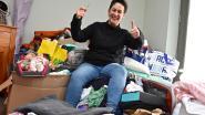 Sarah Verschelde krijgt daags na smeekbede om gratis stockageruimte leegstaande woning ter beschikking