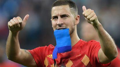 """Volgens Duitse international is er wereldwijd maar één speler beter dan Eden Hazard: """"Indrukwekkend"""""""
