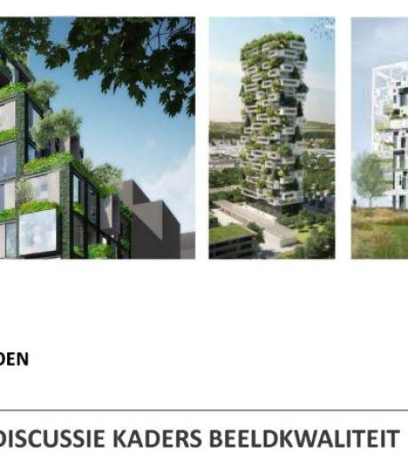 Tegenstanders hoge woontoren in Harderwijk mogen meedenken over... een nog hogere woontoren