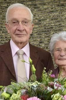 Felicitatie koning en Máxima voor Twents echtpaar: 70 jaar getrouwd!