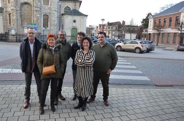 De handelaars van Zele roepen het gemeentebestuur op tot dialoog over de herinrichting van het centrum.
