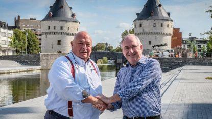 Frank Vierstraete naar Team Burgemeester