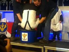 Carnavalsprinsen gedoopt in Helmond