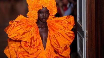 Een overzicht van de meest adembenemende creaties op de haute coutureweek