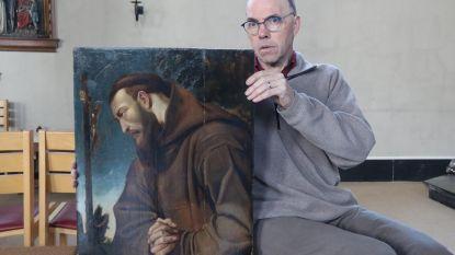 Mysterieuze terugkomst kerkkunst