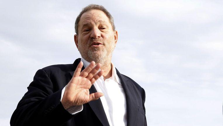 Journalisten hebben een Pulitzer Prize gewonnen voor hun reportages over het seksschandaal rond Weinstein. Beeld anp