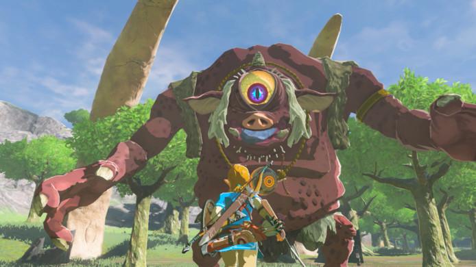 De game Zelda: Breath of the Wild waarmee de Franse psycholoog Michaël Stora kinderen behandelt die verslaafd zijn aan Fortnite.