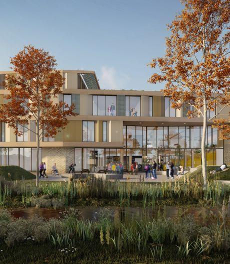 Exclusief: Zo komt de nieuwe Capellen Campus in Zwolle er vanaf 2023 uit te zien