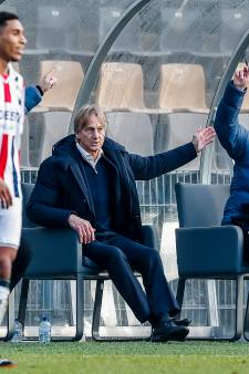 Adrie Koster ziet nog voldoende aanknopingspunten bij Willem II