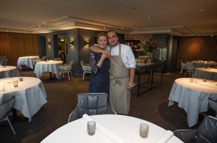 Jan en Claudia Sobecki van restaurant Tribeca.